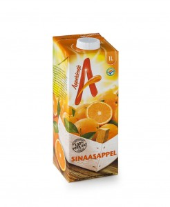 Jus d'Orange Appelsientje 1l