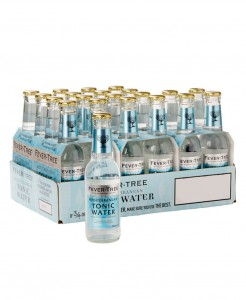Fever-Tree Mediterranean Tonic Water 24 flesjes