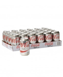 Coca Cola Light 24 blik